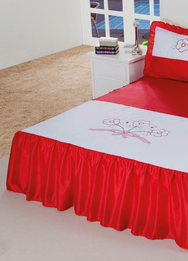 Jg colcha porta travesseiro lar lazer for Cama e mesa