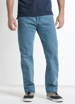 b7f05542e957a Calça Levis 501 Light Sw - Multimarcas